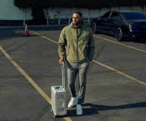 Après Federer, la marque de bagages haut de gamme Rimowa s'offre LeBron James