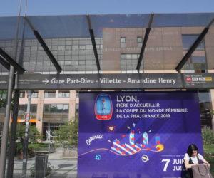 Des stations de métro et bus de Lyon renommées du nom des capitaines de la Coupe du Monde féminine de football 2019