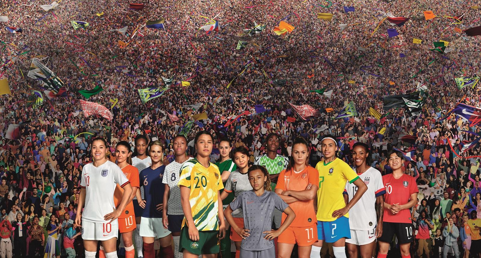 amazing selection factory outlets half price Football - Nike dévoile sa nouvelle publicité