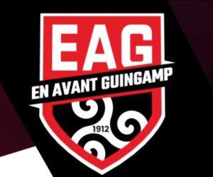 L'En Avant Guingamp dévoile son nouveau logo et accueille un nouvel équipementier avec Umbro