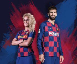 Nike dévoile le nouveau maillot domicile 2019-2020 du FC Barcelone