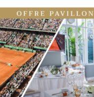 Bon Plan : Les dernières places VIP pour Roland-Garros 2019 avec l'agence EVENTEAM