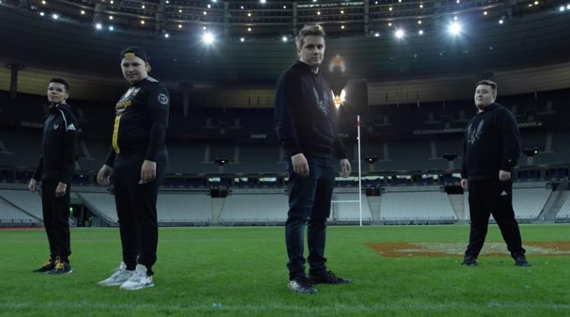 eSport : Le Team Vitality prend ses quartiers au Stade de
