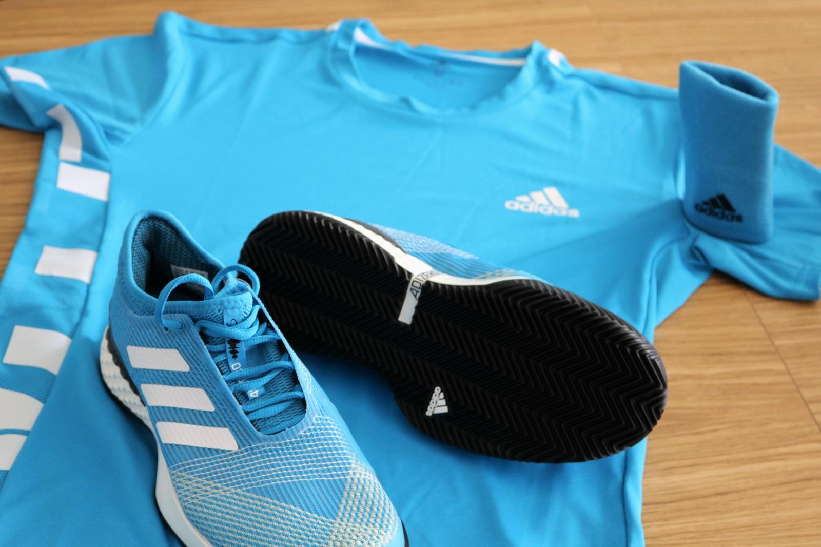 Shopping La tenue adidas Tennis de Dominic Thiem et