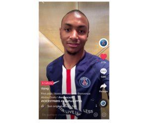 Social Media – Le PSG se lance sur TikTok et met en scène l'arrivée d'Abdou Diallo