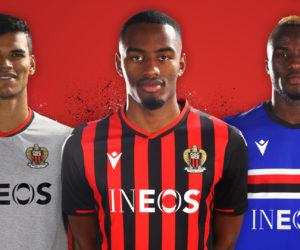 INEOS nouveau sponsor maillot de l'OGC Nice dès 2019-2020