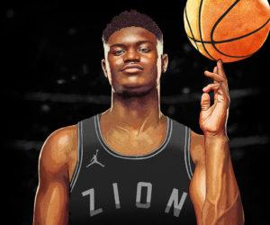 NBA – Zion Williamson signe avec Jordan Brand. Un deal de 7 ans à 75M$ ?