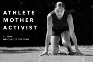 Athlétisme – Athleta nouveau sponsor textile d'Allyson Felix qui tourne la page Nike