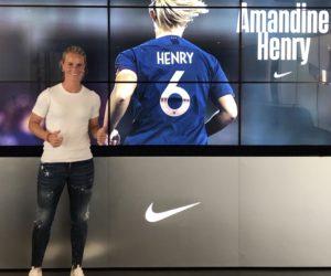 Football – Nike prolonge avec Amandine Henry jusqu'au moins 2022