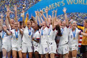 Quelle audience pour la FOX avec la victoire des Etats-Unis en finale de la Coupe du Monde féminine 2019 ?