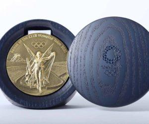 JO – Le look des médailles d'Or, d'Argent et de Bronze des Jeux Olympiques de Tokyo 2020 dévoilé