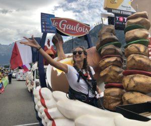Quelles sont les marques présentes sur la Caravane du Tour de France 2019 ?