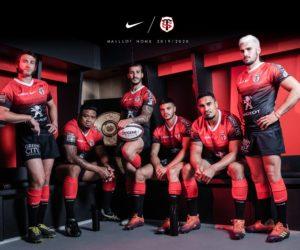 Rugby – Nike prolonge son contrat équipementier avec le Stade Toulousain jusqu'en 2025