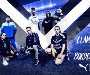 Comment les Girondins de Bordeaux et Puma ont présenté les nouveaux maillots 2019-2020 ?
