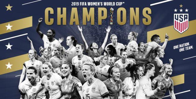 Qui remporte la Coupe du Monde Féminine de Football 2019 sur Twitter ?