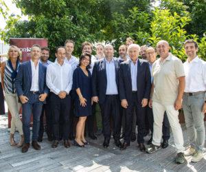Olivier Dulac reste président de Sporsora, le conseil d'administration accueille 6 nouveaux membres