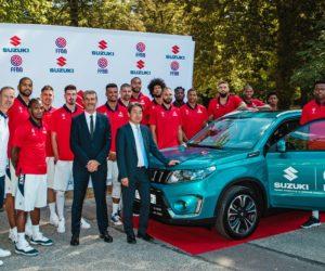 Amazon et Suzuki nouveaux partenaires de la FFBB et des Equipes de France de Basket