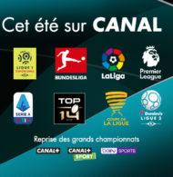 BON PLAN : Les chaînes Canal+, beIN SPORTS et Eurosport en promotion en octobre 2019