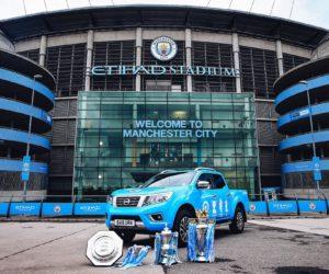 Sponsoring – Nissan prolonge avec Manchester City et s'offre Pep Guardiola