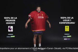 Canal+ célèbre la reprise de la Ligue 1 et le retour de la Premier League sur ses antennes avec la pub «Ca en fait des clubs à supporter»