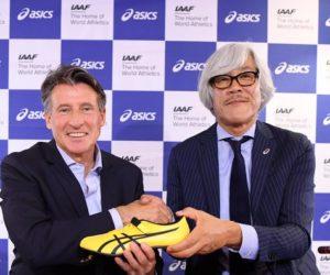 Athlétisme – Asics prolonge son partenariat avec l'IAAF jusqu'en 2029