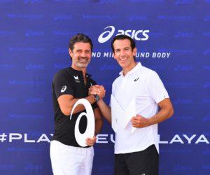Tennis – Asics nouveau partenaire de l'Académie Mouratoglou