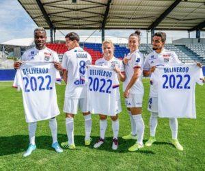 Deliveroo nouveau Partenaire Premium de l'Olympique Lyonnais