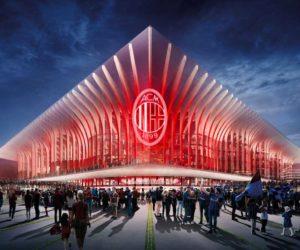 Focus sur les 2 projets présentés pour le futur stade de l'Inter et de l'AC Milan