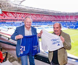 Teddy Smith, nouveau sponsor de l'OL, dépense «environ 1M€ annuel dans le football français»