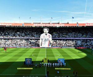 Comment le PSG et Nike ont présenté le nouveau maillot Third «Old School» blanc pour la saison 2019-2020
