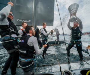 Voile – L'Australie empoche 1 million de dollars en remportant la finale de SailGP