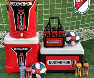 BodyArmor nouveau « sports drink » officiel de la MLS