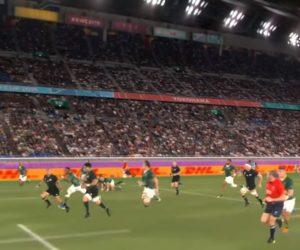 Canon profite de la Coupe du Monde de Rugby 2019 pour faire la démonstration de sa technologie «Free Viewpoint»