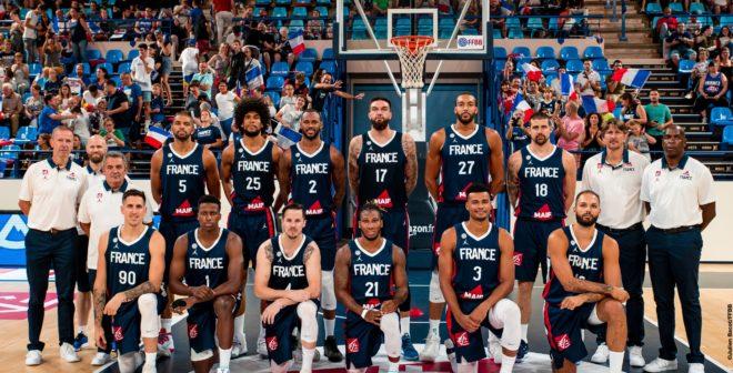 TV : M6 diffusera la 1/2 finale France – Argentine en clair (Coupe du Monde de Basket 2019)
