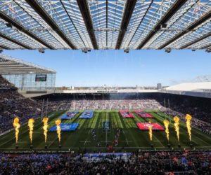 Rugby : Des retombées économiques évaluées à 27,2M€ pour Newcastle avec les finales 2019 de Coupes d'Europe