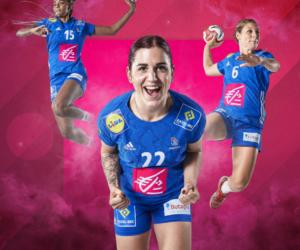 Octobre Rose : La Caisse d'Epargne passe son logo en rose sur le maillot des Equipes de France de Handball