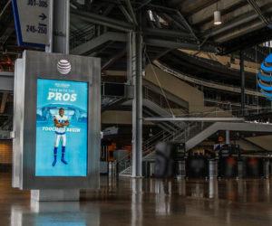 NFL – AT&T enrichit l'expérience des Fans des Dallas Cowboys avec 4 activations liées à la Réalité Augmentée et la 5G