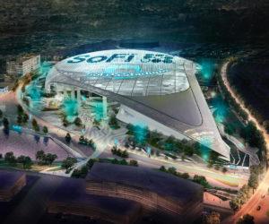 SoFi s'offre le Naming du futur stade de Los Angeles avec un contrat record (SoFi Stadium)