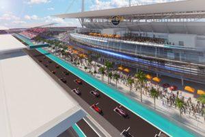Un impact économique de 400M$ annuel pour le Grand Prix de F1 à Miami au Hard Rock Stadium ?