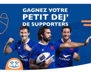 GMF poursuit avec Havas Sports & Entertainment pour ses activations rugby