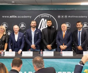Tennis – All In Academy (Ascione, Tsonga) va s'installer à OL City