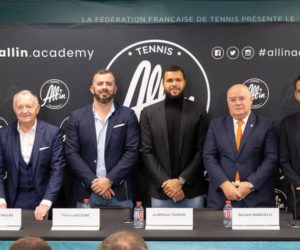 Tennis – All In Academy (Ascione, Tsonga) va s'installer à OL City