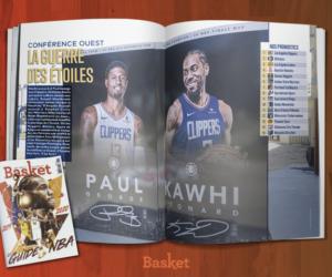 «Basket le Mag» sort un hors-série 100% NBA avec le site basket USA – «Nous espérons réaliser 15 000 ventes»