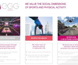 L'agence de communication événementielle EGG lance EGG Sports