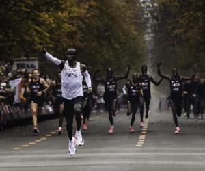 Opération de communication réussie pour INEOS et Nike grâce au record d'Eliud Kipchoge sous les 2H