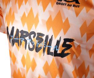 Puma dévoile 3 nouveaux maillots «lifestyle» pour l'Olympique de Marseille