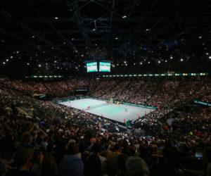 Tennis – Le prize money et les sponsors du Rolex Paris Masters 2019