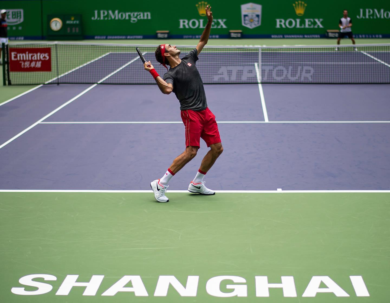 ATP - Shanghai > Tsitsipas se paye les 3 cadors