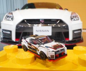 La Nissan GT-R bientôt disponible en briques LEGO