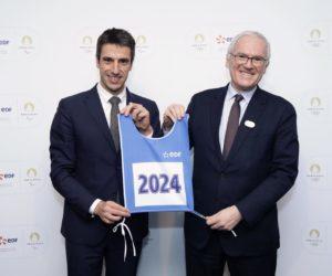 JO – EDF second partenaire national des Jeux Olympiques et Paralympiques Paris 2024